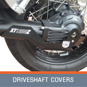 Driveshaft Cover Link