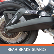 Rear Brake Guards Link